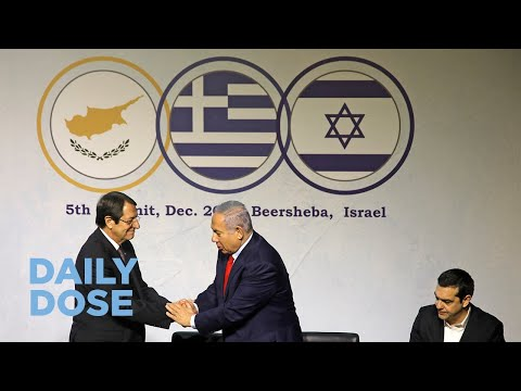 Israel-Greece-Cyprus' Joint Energy Efforts