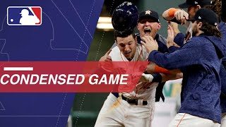 Condensed Game: WS2017 Gm5 10/29/17