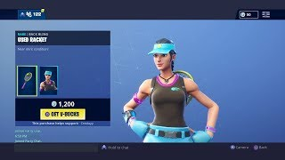 "NEW ""Volley Girl"" SKIN! Fortnite ITEM SHOP [January 25th, 2019] 