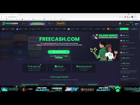 How to Get Completely FREE CSGO SKINS 2021! FREE MONEY, CRYPTO AND MORE (Freecash.com