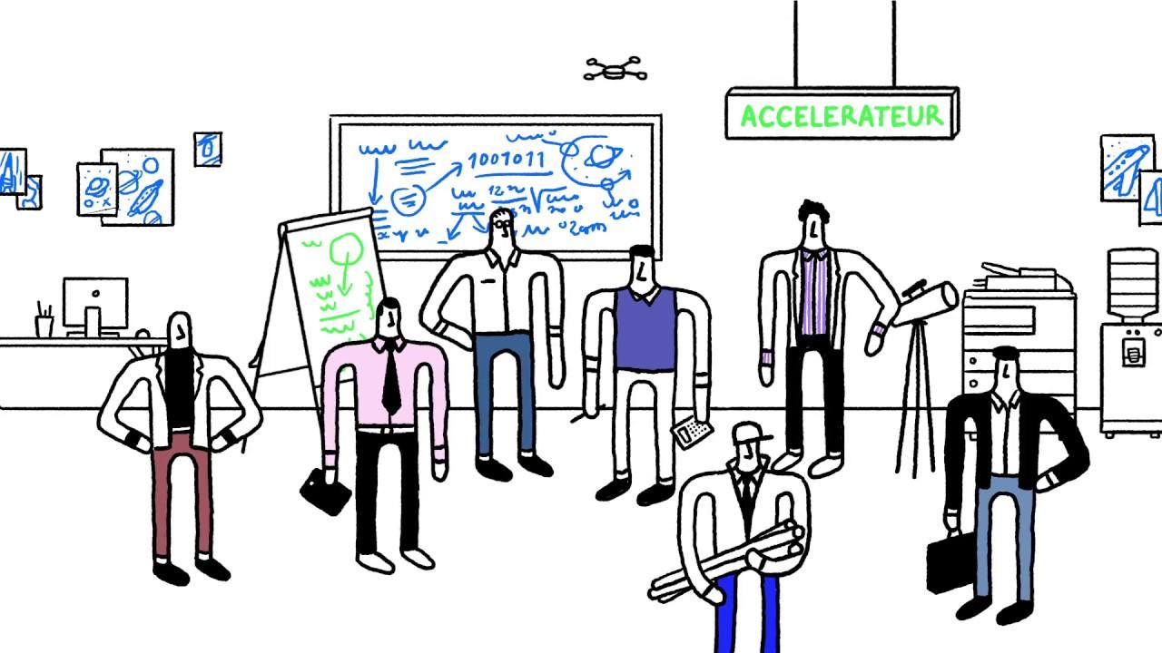 Les Incubateurs Et Les Accelerateurs De Start Up C Est Quoi Youtube
