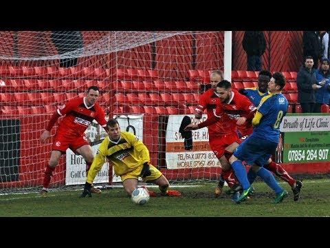 Alfreton vs Leamington -  Match Highlights - 20th January 2018