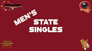 2016 Qld 8 Ball Mens State Singles Round Robin AM