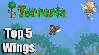 Terraria Top 5 Wings | Terraria Countdown