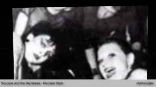 Siouxsie and the Banshees - Nicotine Stain