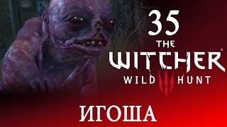35[Игоша] Игра ВЕДЬМАК 3: Дикая Охота ПРОХОЖДЕНИЕ на русском языке