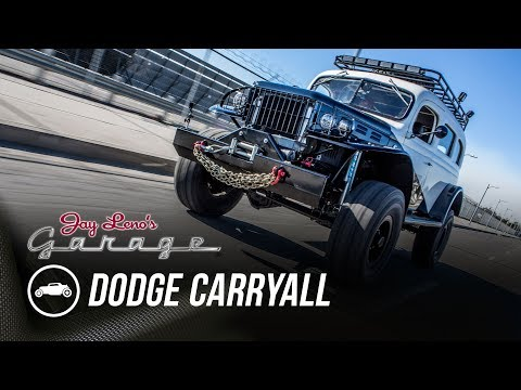 1942 Dodge Carryall  Jay Leno's Garage