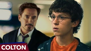 Young Peter Parker in Avengers Endgame?