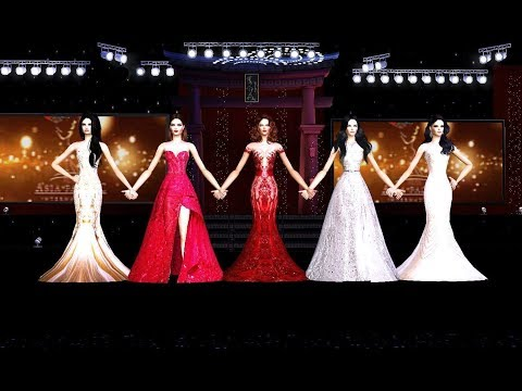 Miss Asia Pacific International Sims 2017: Crowning Moment