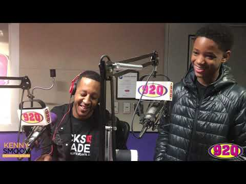 KICKS4GRADE  KSMS TALKS TO DJ C LO ABOUT REWARDING KIDS WITH SNEAKERS FOR GOOD GRADES