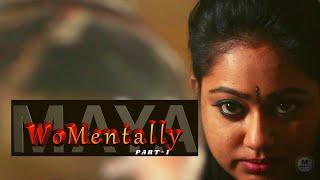 WoMentally | Maya | Meghnaz StudioBox | Mind is Everything | Positive | Psychological