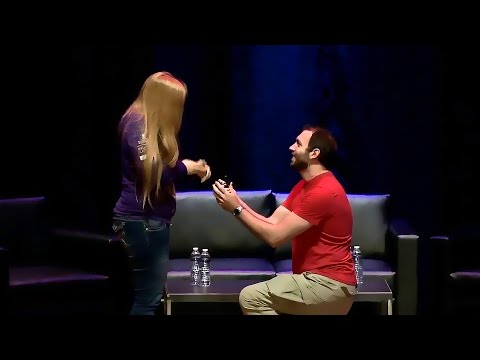 WADE PROPOSES?! | PAX West 2016 Markiplier Panel