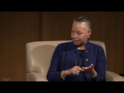 WNBA President Lisa Borders on Racial and Gender Issues in America