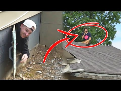HIDE AND SEEK AT HAMS NEW HOUSE!!