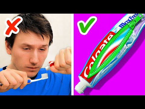 34 CRAZY USEFUL HACKS YOU NEED TO TRY
