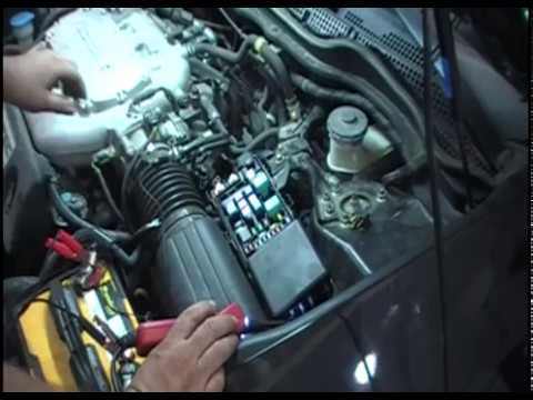 2006 Accord AC Compressor Inop-