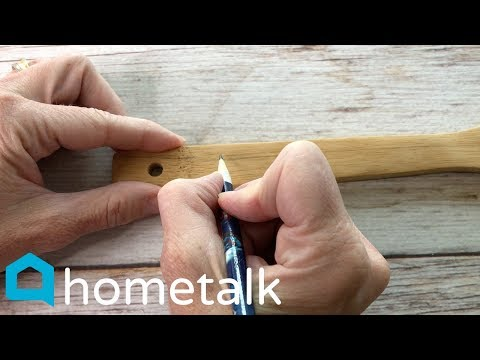 DIY Wood Burning Ideas | Personalize your Christmas gifts with this hot new trend! | Hometalk