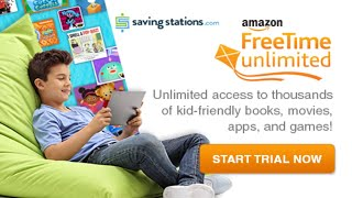 Amazon Freetime Unlimited  Get Unlimited Access To Thousands Of Kid Friendly Books, Movies, Tv Shows