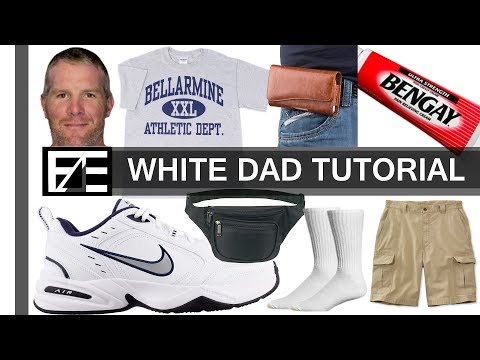 How to | Dress Like a White Dad