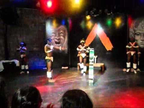 JAMBO AFRICAN ACROBATS
