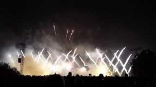 Münchner Sommernachtstraum Fireworks Feuerwerk 2014-07-26
