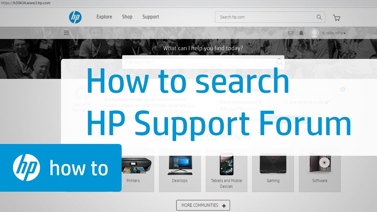 Hp notebook support - Searching The Hp Support Forum