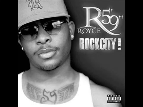 Royce Da 5'9 - Rock City (Full Album)  2002