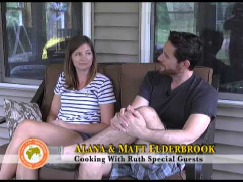 """Cooking with Ruth: Episode 59 """"Turkish Zucchini Fritters"""" & Great Big Globe Update"""