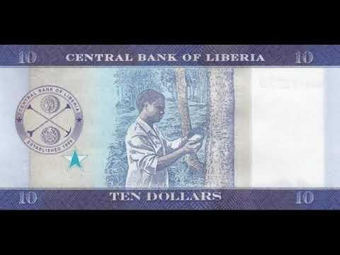 Paper Money-Liberia - Liberia Dollar - Banknotes - Banknotes