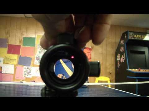 $25 BSA Huntsman 30mm Red Dot Review