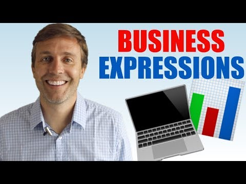 Useful Business Expressions to Sound Natural and Professional