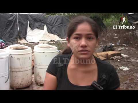 Las Lajitas: El agua se retiró y reveló la pobreza estructural del pueblo de Anta