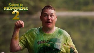 """SUPER TROOPERS 2 I """"The Shenanigans Are Back"""" TV Commercial 