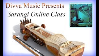 Sarangi Lessons Online Guru India Sarangi training instructors online Learn Sarangi playing videos