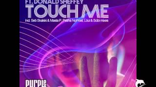 Groove Cocktail ft. Donald Sheffey / Touch me (Loui & Scibi Mix)