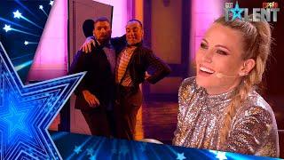 Mindanguillo se transforma en RISTO en esta loca actuación | Semifinal 04 | Got Talent España 2021