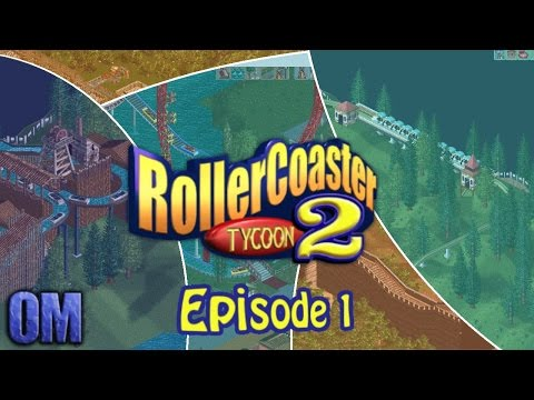 ★☆ Roller Coaster Tycoon 2 - Crazy Castle (Part 1) ☆★ |