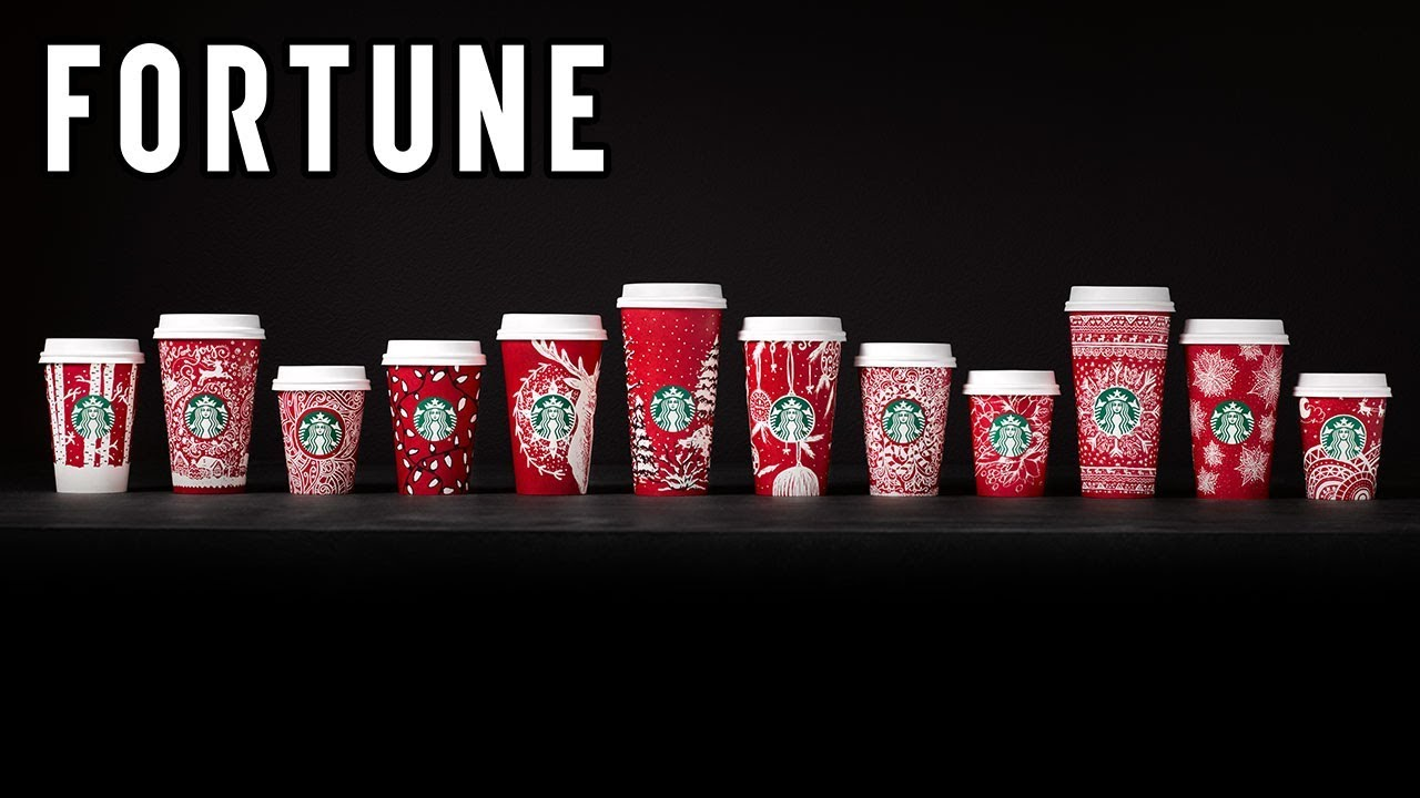 Here\'s a Look Back at 20 Years of Starbucks Holiday Cups I Fortune ...