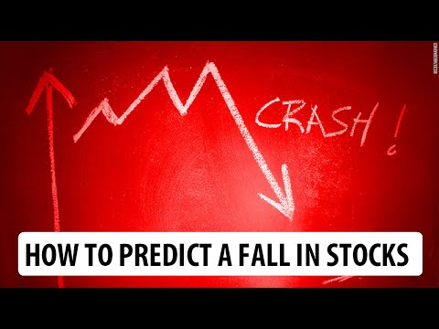 How To Predict A Fall In The Stock Market Using the SKEW and VIX