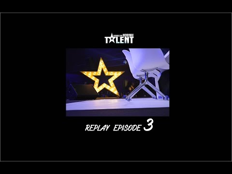 REPLAY L'Afrique a un incroyable talent Episode 3 COMPLET