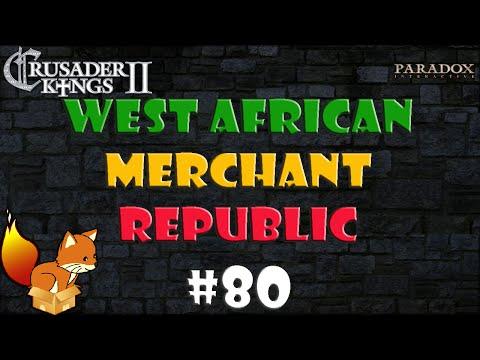 Crusader Kings 2 West African Merchant Republic #80