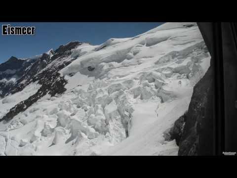 Jungfraubahn - Eigerwand und Eismeer (unkommentiert)