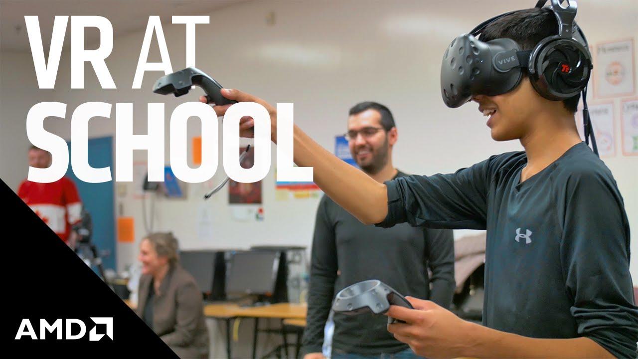 education videos VR