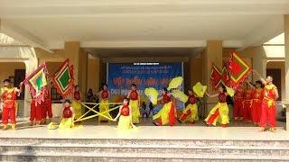 Đất Việt tiếng vọng ngàn đời   Dân Nước Nam [D2K38 - THPT Lê Viết Thuật]