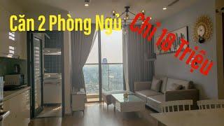 Cho Thuê Căn Hộ 2 Phòng Ngủ Full đồ Căn 16 Tầng 17 tòa S3 Chung Cư Vinhomes Skylake Phạm Hùng, HN