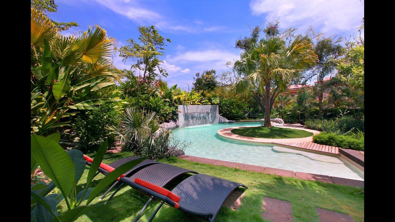 Don vito luxury villa located in tamarindo beach costa for Luxury villas in costa rica