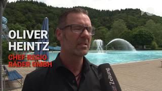 """Freiburger Bäder-Chef: """"Wir haben den Sommer nicht unterschätzt"""""""
