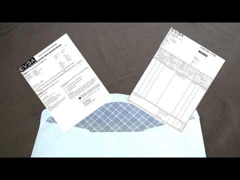 EVGA Rebate Process - 2011