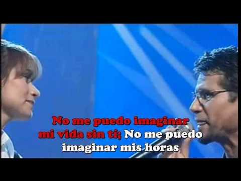 Mi vida sin ti - Jesus Adrian (Pista-Karaoke)
