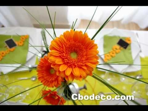 Id E De D Coration De Table Printemps By S Bastien Lhoste Youtube